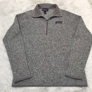 Patagonia Better Sweater Fleece Pullover Grey
